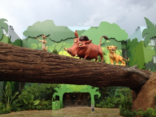 Disney's Art of Animation Resort Lion King
