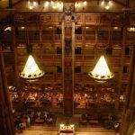 Disney's Wilderness Lodge breathtaking lobby area