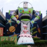 Disney's All-Star Movies larger-than-life Buzz Lightyear
