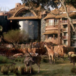 Disney's Animal Kingdom Lodge (photo courtesy of wdw answer guide via flickr)