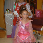 of course princesses get special birthday treatment