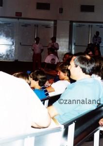 Princess Diana at the Magic Kingdom-August 1993