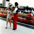 Anyone remember the World Showcase Dancers? They were a favorite for my family, since my mom was a professional ballerina. I was very shy, but my mom pushed me up to dance with that guy when they came around looking for volunteers. All I remember is how sweaty he was. […]