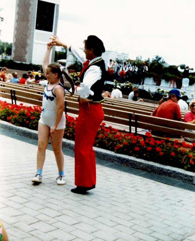 World Showcase Dancers