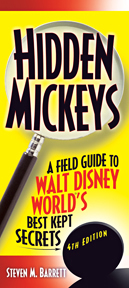 Hidden Mickey Guide 4th edition