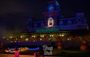 Halloweenstation