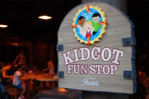 KidCot Fun Stops in World Showcase