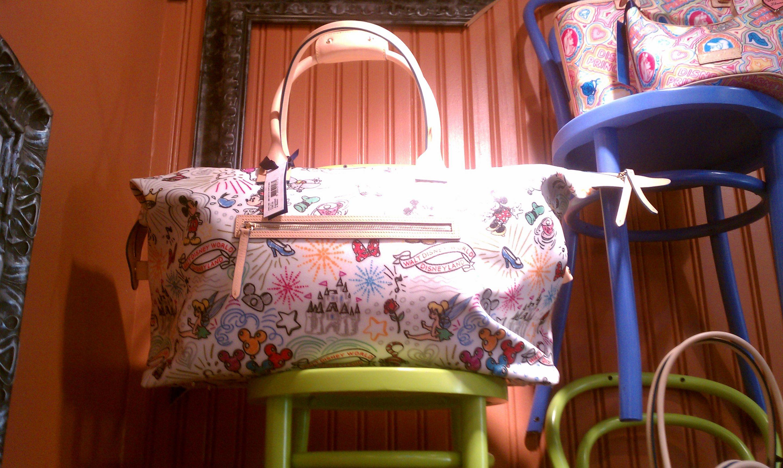 Disney Dooney & Bourke Large Duffle $395