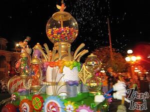 Bubbles! This finale smells delicious!