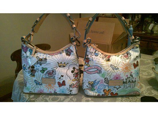 Disney Dooney & Bourke Lucy bag