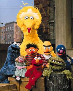 Top 10 Tuesday: 40 Years of Sesame Street Music and Magic