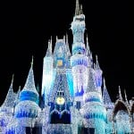 Cinderella Castle Dream Lights