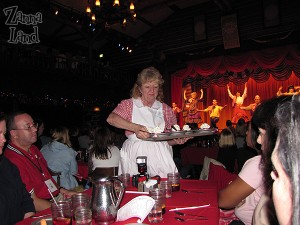 One of my favorite parts was our visit to the Hoop Dee Doo Revue. I'd never been in my 30 years of visits and I loved it! HOOP DEE DOO!