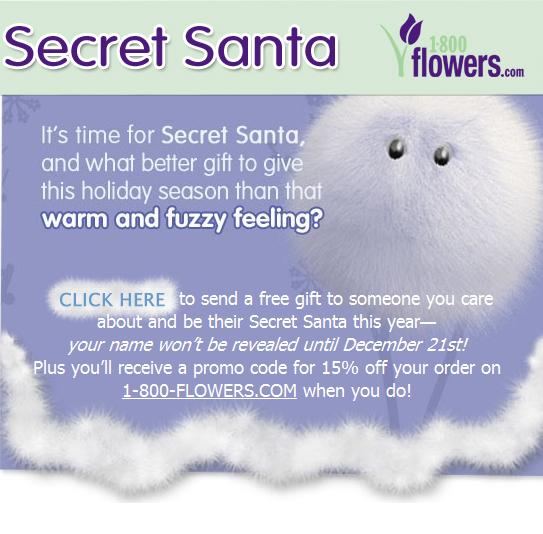 Help Toys for Tots Through 1-800-flowers.com