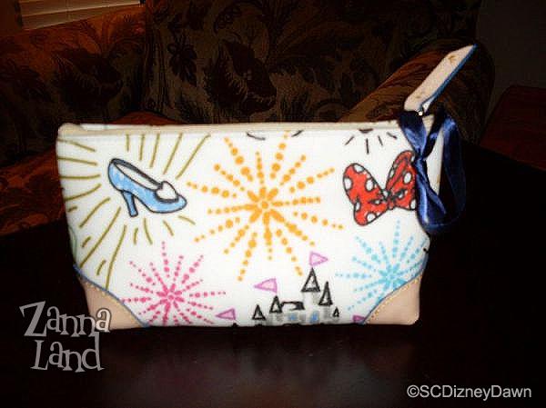 Dooney & Bourke cosmetic bag gift