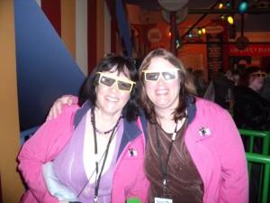 Kay and Diane