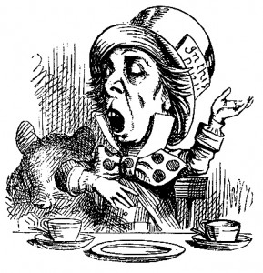 John Tenniel's Mad Hatter