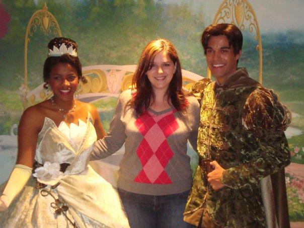 Maribel Z Princess Tiana Prince Naveen