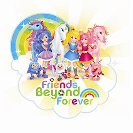 Rainbow Brite Back & Better Than Ever! CD Giveaway