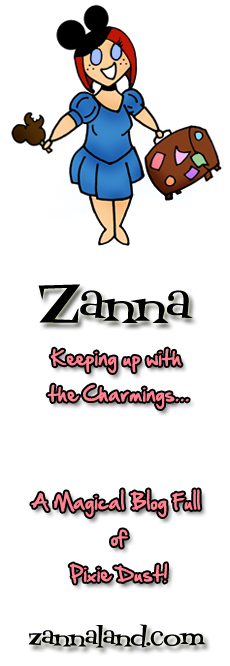 The Thanks For Reading ZannaLand Giveaway!