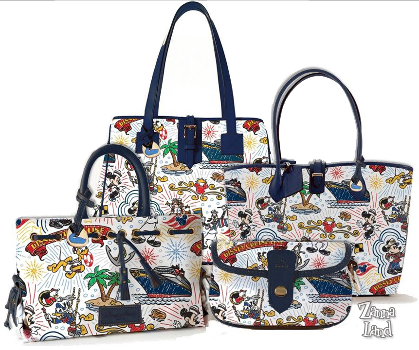Disney Dooney & Bourke Cruise Line