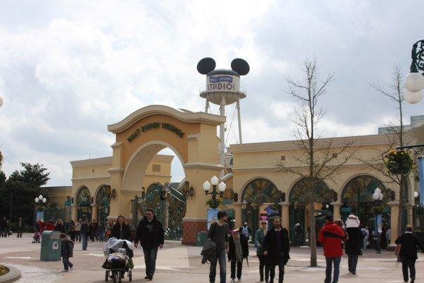 DLPR Disney Studios