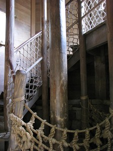 inside Potters Mill