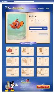 Nemo DisneyBookmarker
