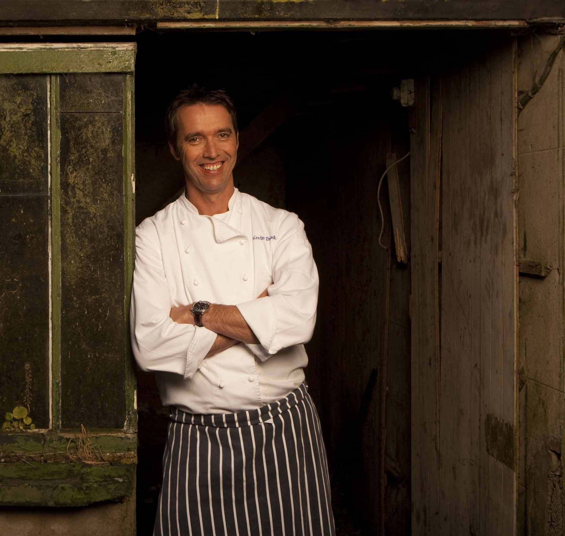 Interview With Celebrity Chef Kevin Dundon of Raglan Road plus Giveaway!