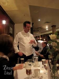 Chef Dundon
