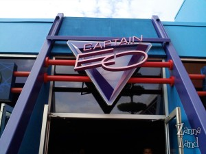 Captain EO sign