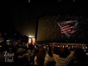 Captain EO opening