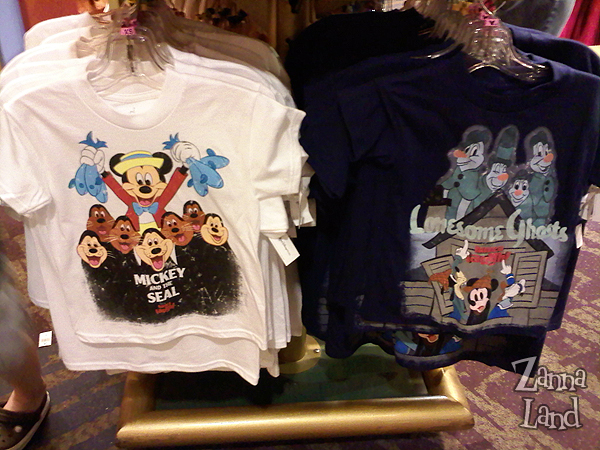 Vintage Disney Cartoons Make Fashion at the Parks
