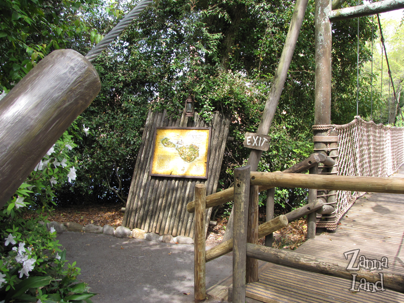Exploring Fort Langhorn – Part 2 of Tom Sawyer Island's Pictorial Review!