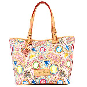 Disney Dooney and Bourke Princess Handbag Designs