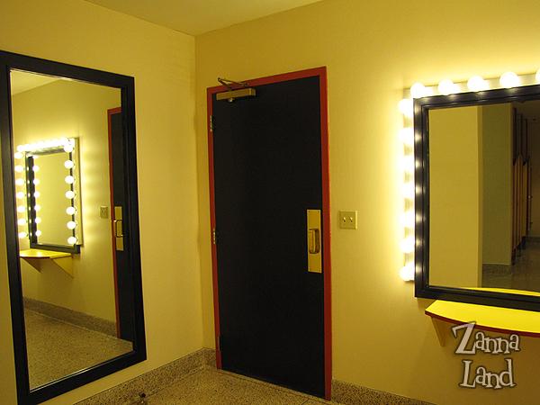 Wonders Lounge bathroom