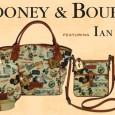 Following in the vein of Disney Cruise Line exclusive Dooney & Bourke bags, Disneyland park now gets its own special collection of these wildly popular handbags. Once again featuring Dooney & Bourke designer Ian Ray, Disneyland fans are sure to enjoy this newest offering from perhaps the most popular marriage...