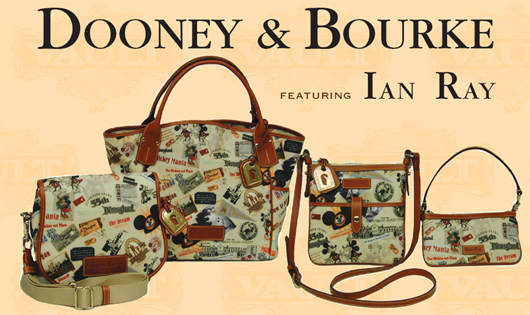 Dooney & Bourke Disneyland designs