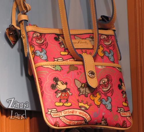 Disney dooney pink letter carrier