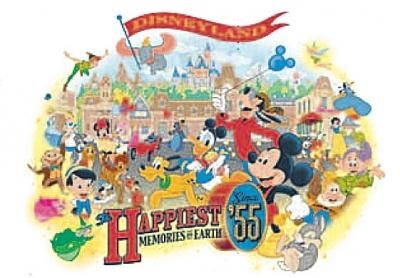 Happy Birthday Disneyland – One Family's Memories Preserved On Film