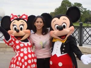 Minnie Maria Mickey