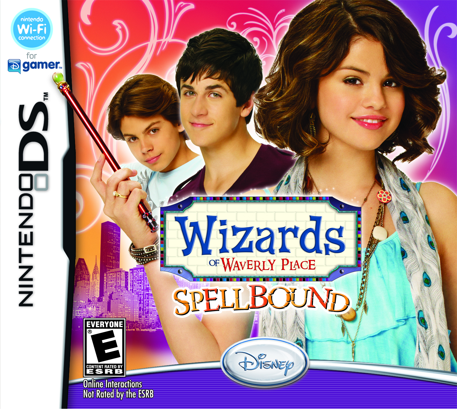 Make Some Magic With the Wizards of Waverly Place:Spellbound Nintendo DS Game