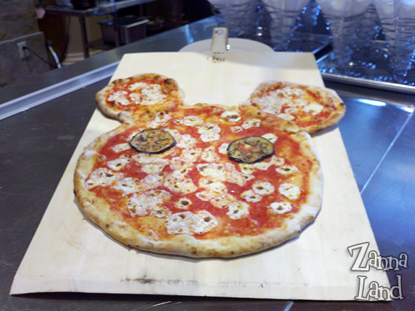 Mickey Pizza