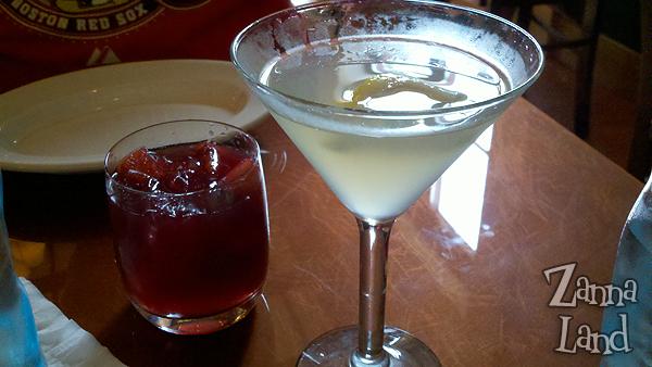 via napoli drinks