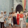 In searching for ancient vintage photos from my childhood visits to Walt Disney World, I came across what may perhaps be my favorite. From the looks of my hair, I'm thinking this was around 1st grade, so 1978 or 1979. My Gramma Lucy (my dad's mom) and I are both...
