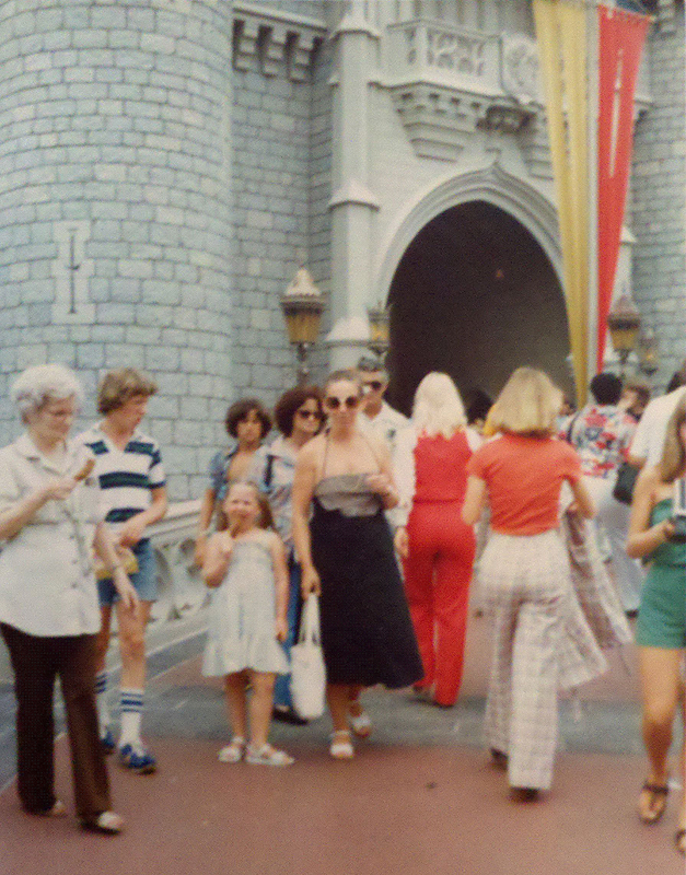 Going Bananas at Walt Disney World Since the 70's