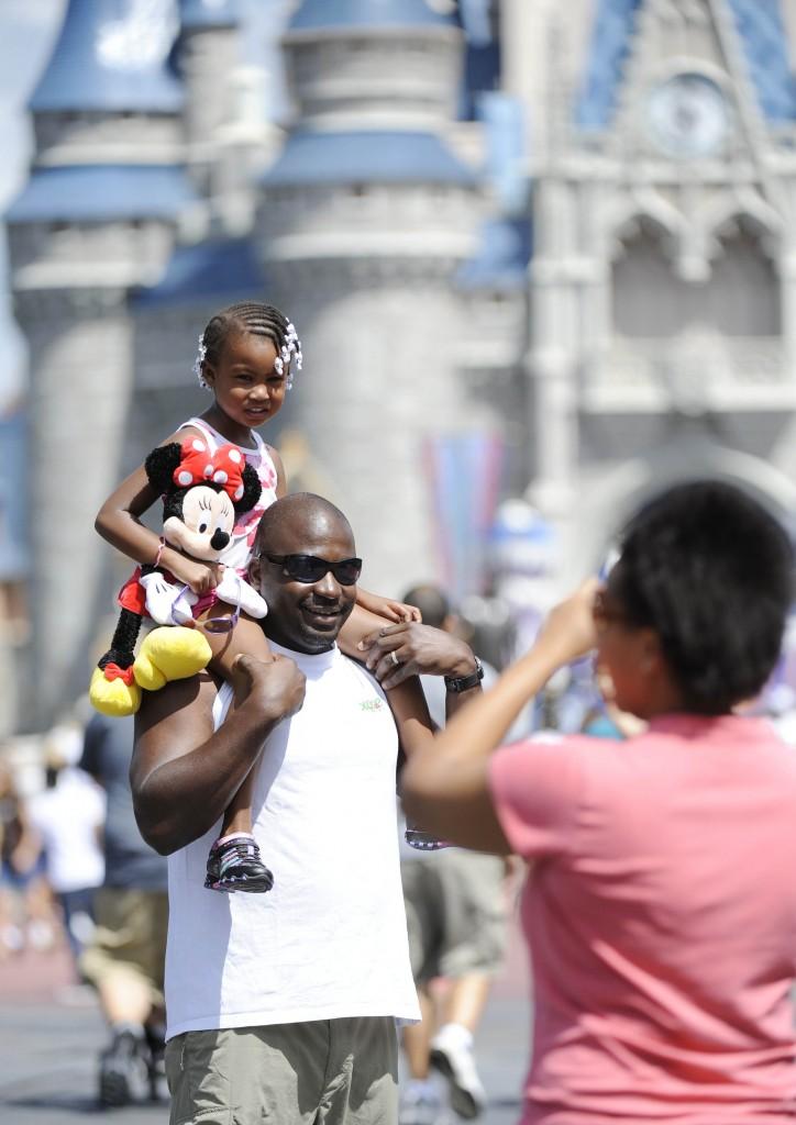 Let the Memories Begin at Disney Parks