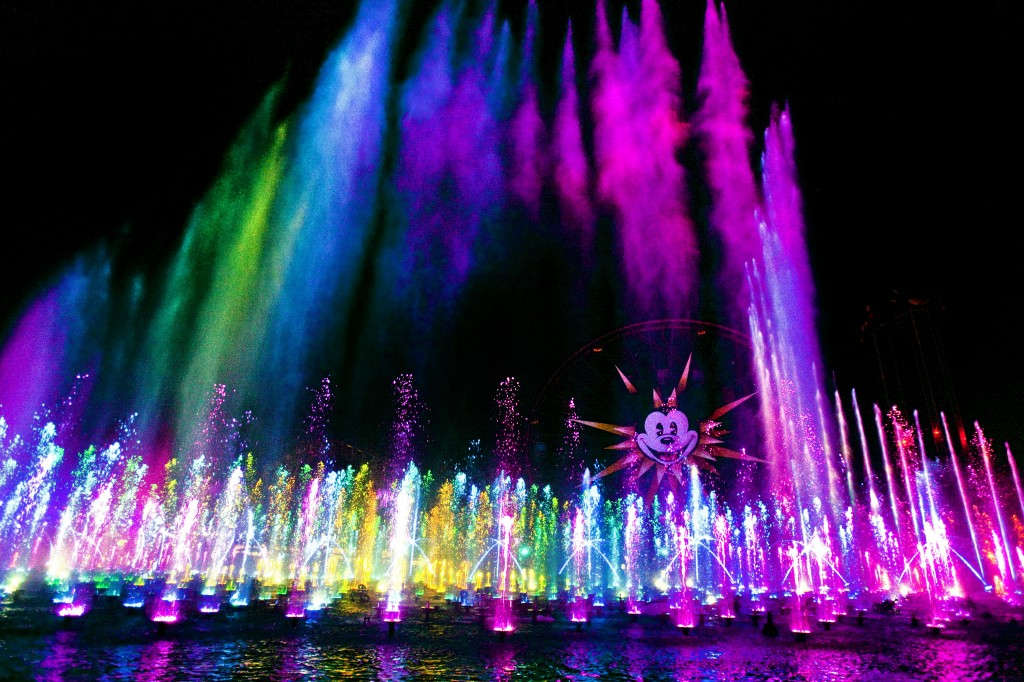 World of Color at Disney's California Adventure