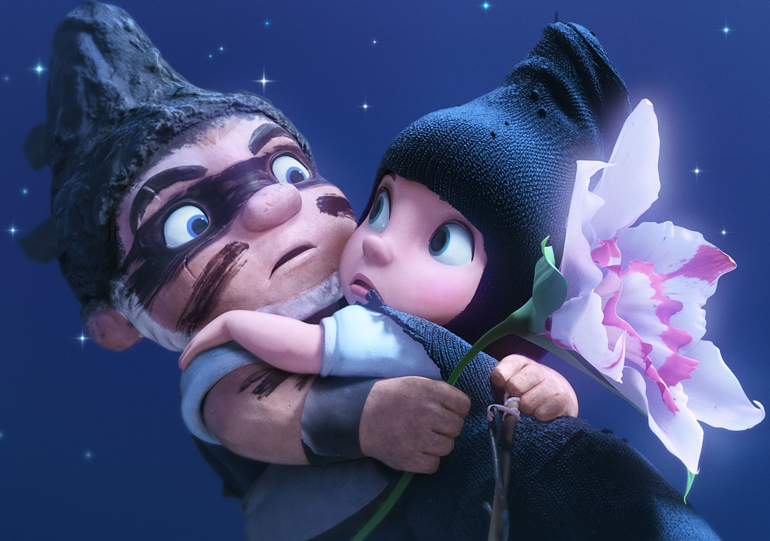 Gnomeo & Juliet Trailer-Shakespeare Meets Garden Gnomes?!