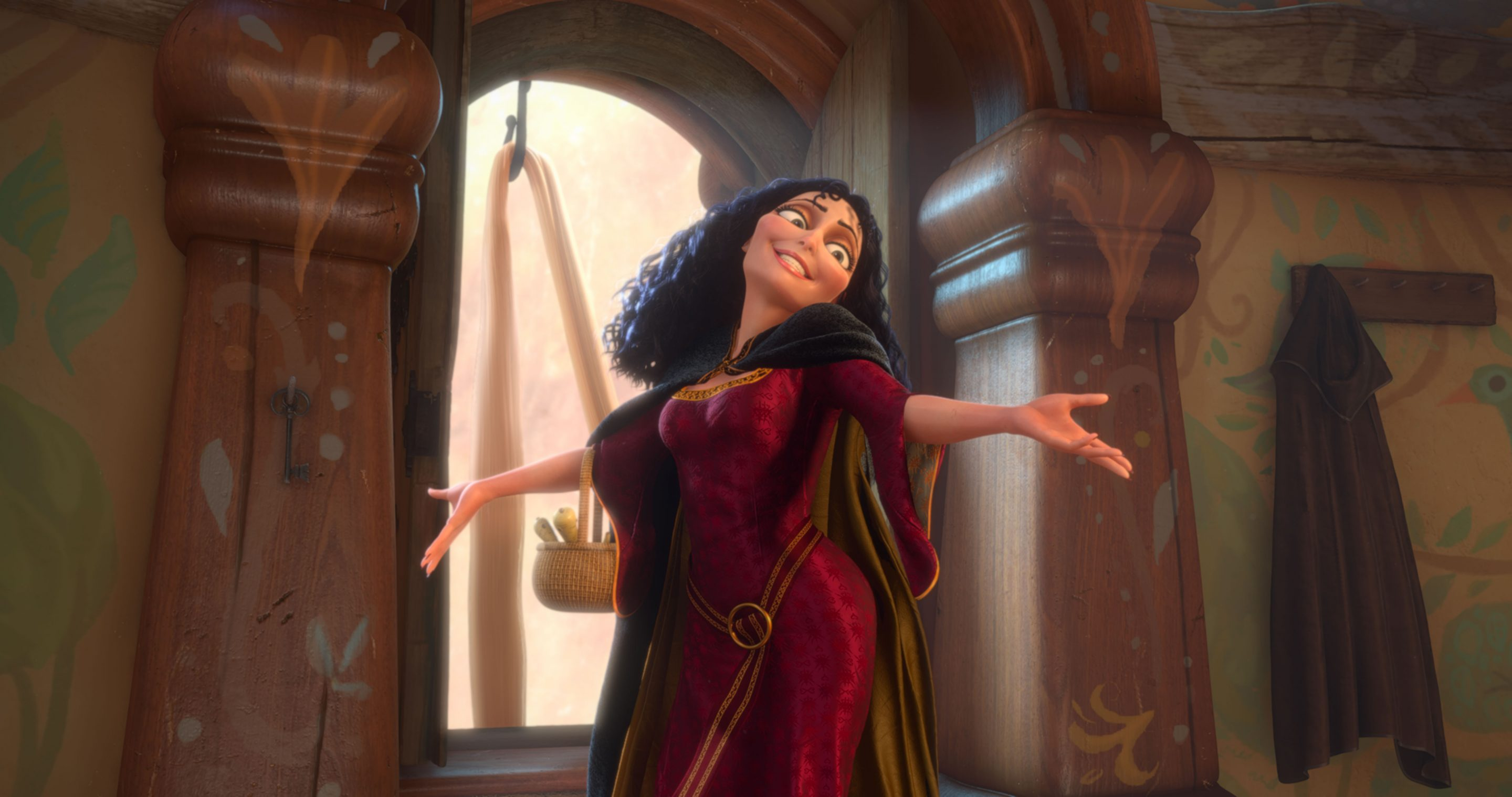 Walt Disney Pictures' Tangled Trailer, Fun Facts & NEW Images